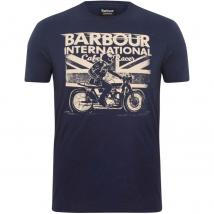 Ανδρικό t-shirt Barbour